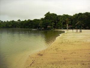 Quistococha, Urwaldsee bei Iquitos