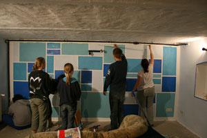 Unser neu gestalteter Jugendraum