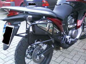 XL700V Seitenträger Hepco & Becker
