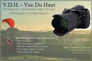 Présentation VDH - Plaquette