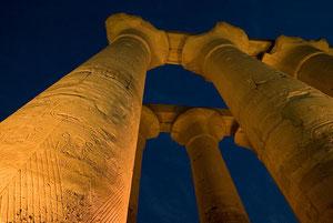 Kharnak Tempel - Luxor