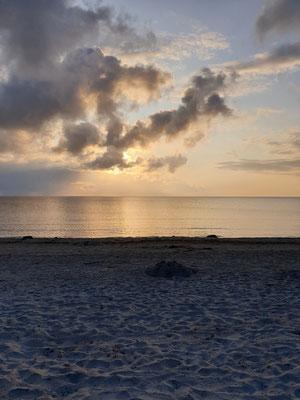 Strandkorb Juliusruh Sandstrand Rügen