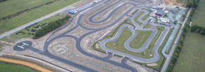 Circuit de 775m avec 5 tracés possibles