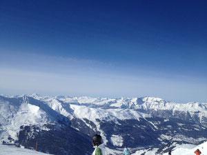 Tolles Ski Wetter