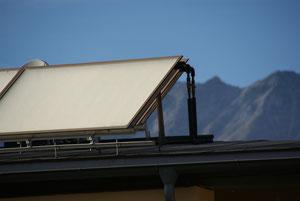 Energie frei Haus - Solaranlagen von Installationen Mair