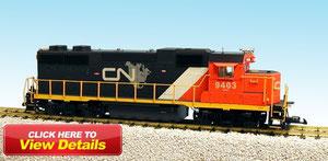 Foto by USA Trains
