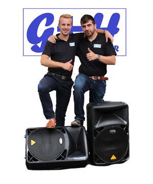 die Gründer: Lukas Hillen & Vladimir Glaas