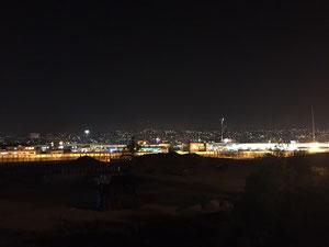 ティファナの夜景