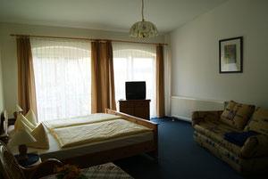 Großes Doppelzimmer 1. OG