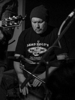 Noah Psunkewicz - Cajon - The Ramblers - Blues - Band - München
