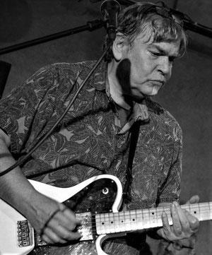 Reinhard Soll - The Ramblers - Blues - Band - München