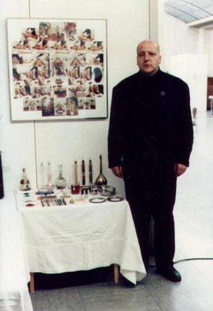 Von Bett zu Bett, 1992. Photo: Heike V. Kestel