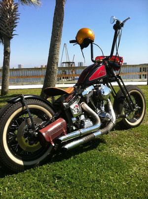 1999 Harley Davidson Custom