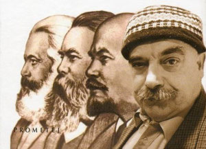 Marx, Engels, Lenjin, Raos