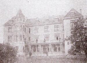 Samostan na Plehanu sagrađen 1932.