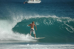 sandy, beach, rincon, surfing, surf