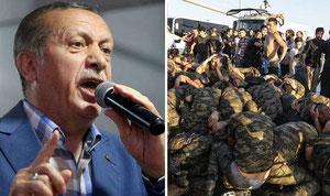 حقیقت حوادث ترکیه چه مسیری را در پیش خواهد گرفت؟ اسد الله کشتمند