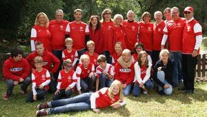 Unser Sommerfest-Team 2012