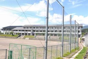 荒町は芦原中学校の学区です