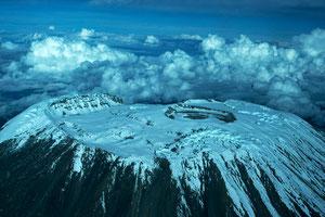Bild: Kilimandscharo  5895 m Tansania