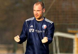 Dennis Beck ist mit 15 Einsätzen einer der Dauerbrenner beim SVT. Foto: CB