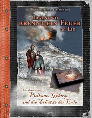 Andreas Pflitsch Dirk Steinhöfel Irgendwo brennt ein Feuer im Eis Arena Sachbuch Rezension