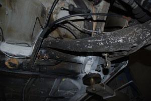 porsche 911 hinterachsschwinge