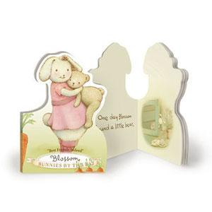 赤ちゃんの英語絵本「ブロッサムお姉さんのおはなし」