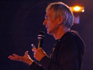 Yann Olivaux à Salernes avril 2014