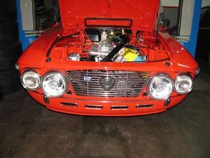 Lancia Fulvia coupé Rallye 1,6 HF