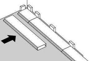 Met afstandhouders verzeker je je van voldoende ruimte bij de muren en kozijnen is een van de tips van De Laminaat Expert voor Laminaat Zelf Leggen
