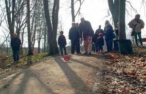 die Hügel als Spiellandschaft für alle Generationen