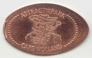 Den Helder - Atractiepark Cape Holland - motief 1