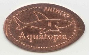 Antwerpen oud motief Aquatopia