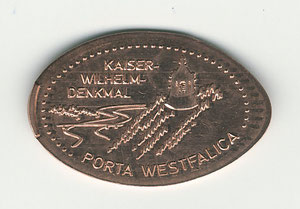 Porta WestFalica - motief 1