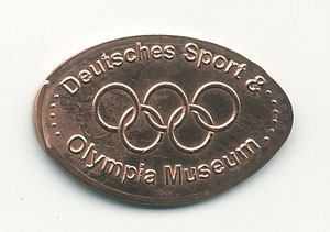 Köln Sport & Olympiamuseum - motief 1
