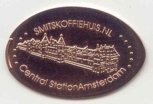 Centraal Station - Smitskoffiehuis - motief 1