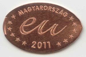 Hongarije EU 2011