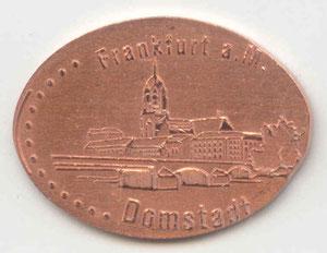 Frankfurt am Main Domstadt - motief 1