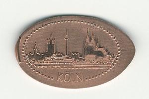 Köln Meyers souvenirshop - motief 1