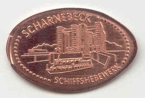 Scharnebeck pavillion am hebewerk - motief 1