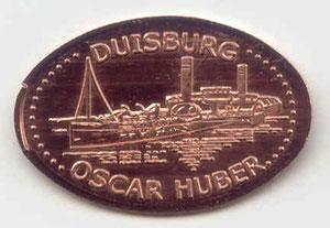 Duisburg Oscar Huber - motief 1