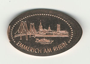 Emmerich am Rhein - motief 1