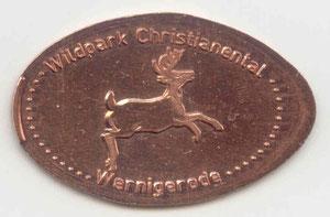 Wernigerode Wilpark christianental - motief 1