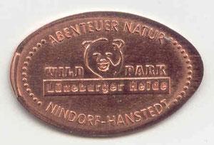 Hanstedet Nindorf wildpark - motief 1