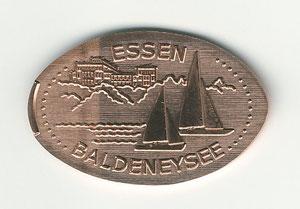 Essen Baldeneysee - motief 1