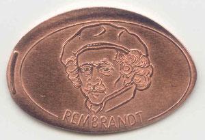 Gorinchem Rembrandt van Rijn - motief 1