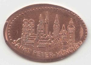 München - Alter Peter 3-1