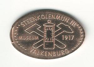 Valkenburg Steenkolenmijn - motief 1