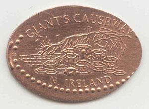 Giant's causeway - motief 1